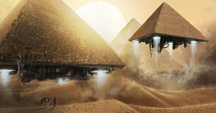 الكائنات الفضائية بين الحقيقة والوهم.. هل حقا بنوا الأهرامات واختطفوا البشر؟