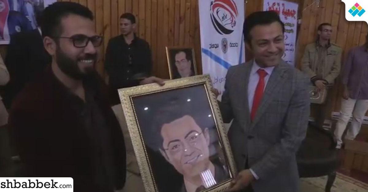 بحضور محمد سعيد محفوظ.. جامعة سوهاج تنظم ملتقى الشباب الثاني (صور)