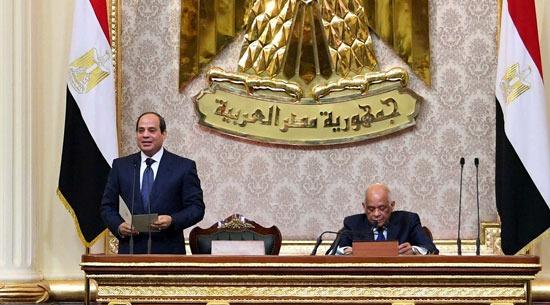 مجلس النواب: لا علاقة للرئاسة بالتعديلات الدستورية