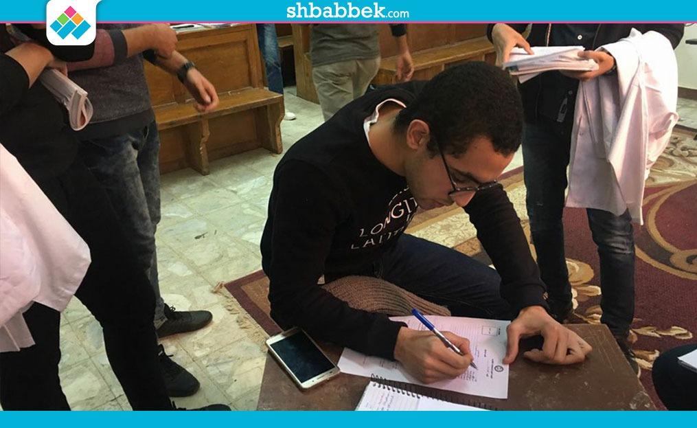 بسبب الامتحانات.. إقبال معدوم على الترشح لاتحاد طلاب «صيدلة بني سويف»