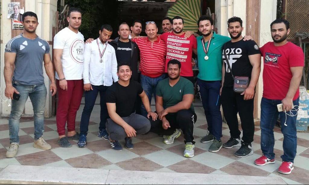جامعة طنطا تحصد المركز الثاني في بطولة الجامعات المصرية لرفع الأثقال