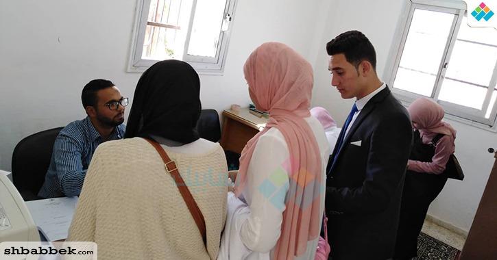15 طالبة تترشح لانتخابات اتحاد كلية الاقتصاد المنزلي جامعة العريش