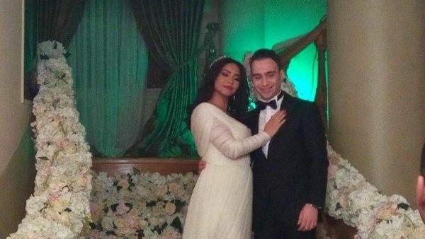 من هو حسام حبيب زوج الفنانة شيرين؟