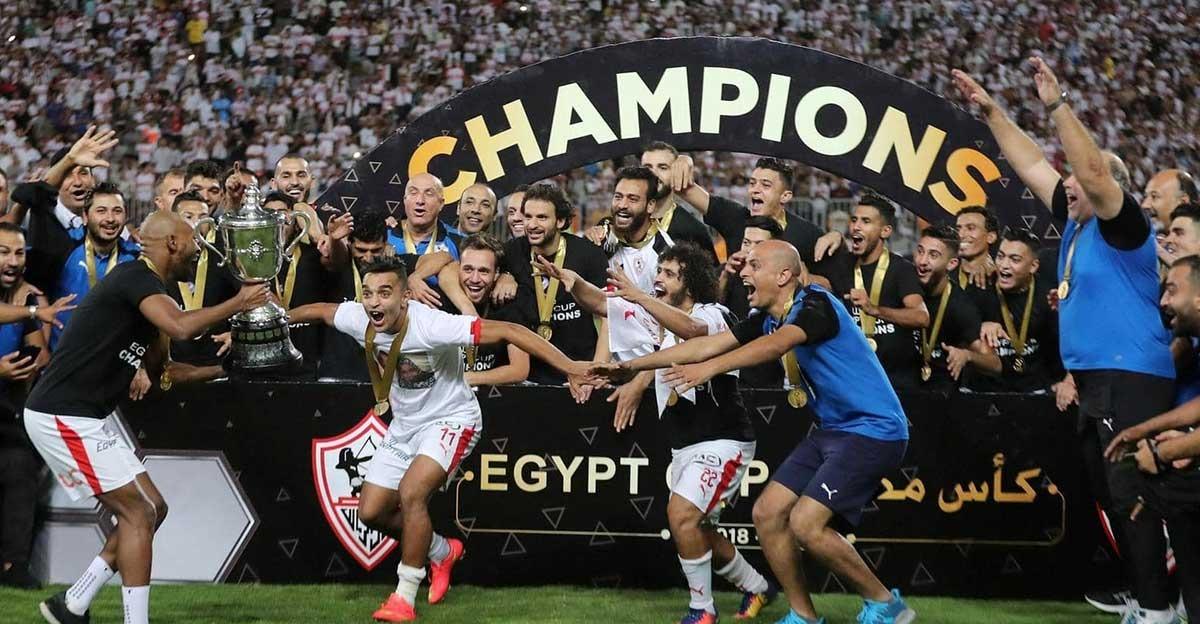 موعد مباريات كأس مصر 2020 شبابيك