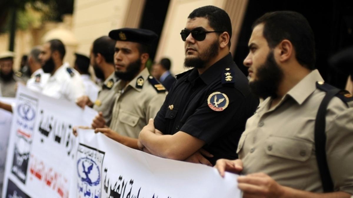 عودة ضباط الشرطة الملتحين للعمل.. قرار من المحكمة الإدارية العليا