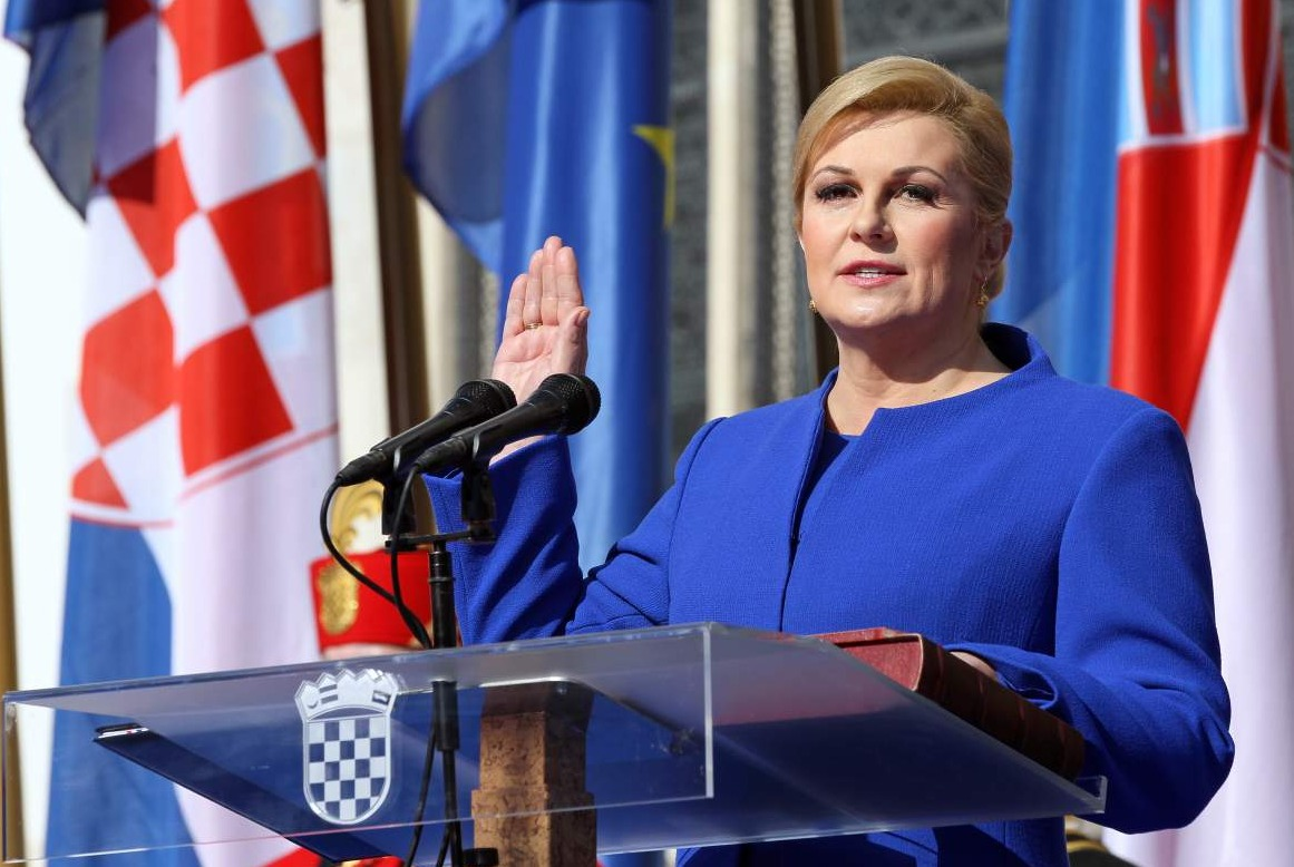 رئيسة كرواتيا.. «كوليندا غرابار» وقصة الصعود من محل الجزارة للرئاسة