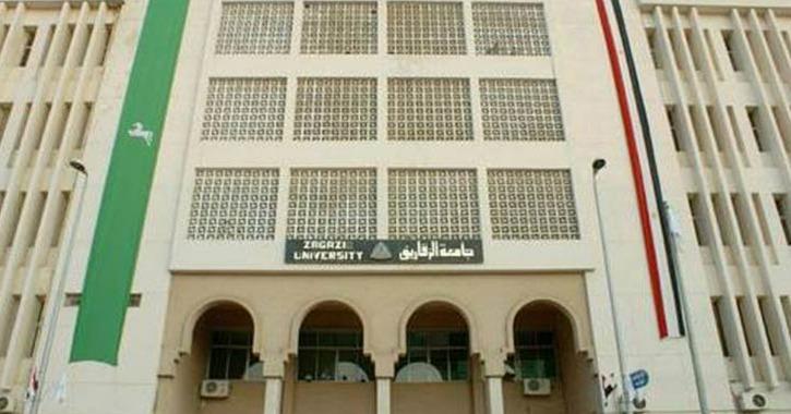 الدكتور شحتة حسني قائما بأعمال عميد كلية التربية للطفولة المبكرة بجامعة الزقازيق
