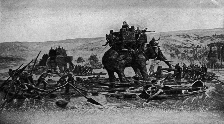 هانيبال والرحلة العجيبة.. 15 عاما يطارد الرومان للوفاء بالوعد