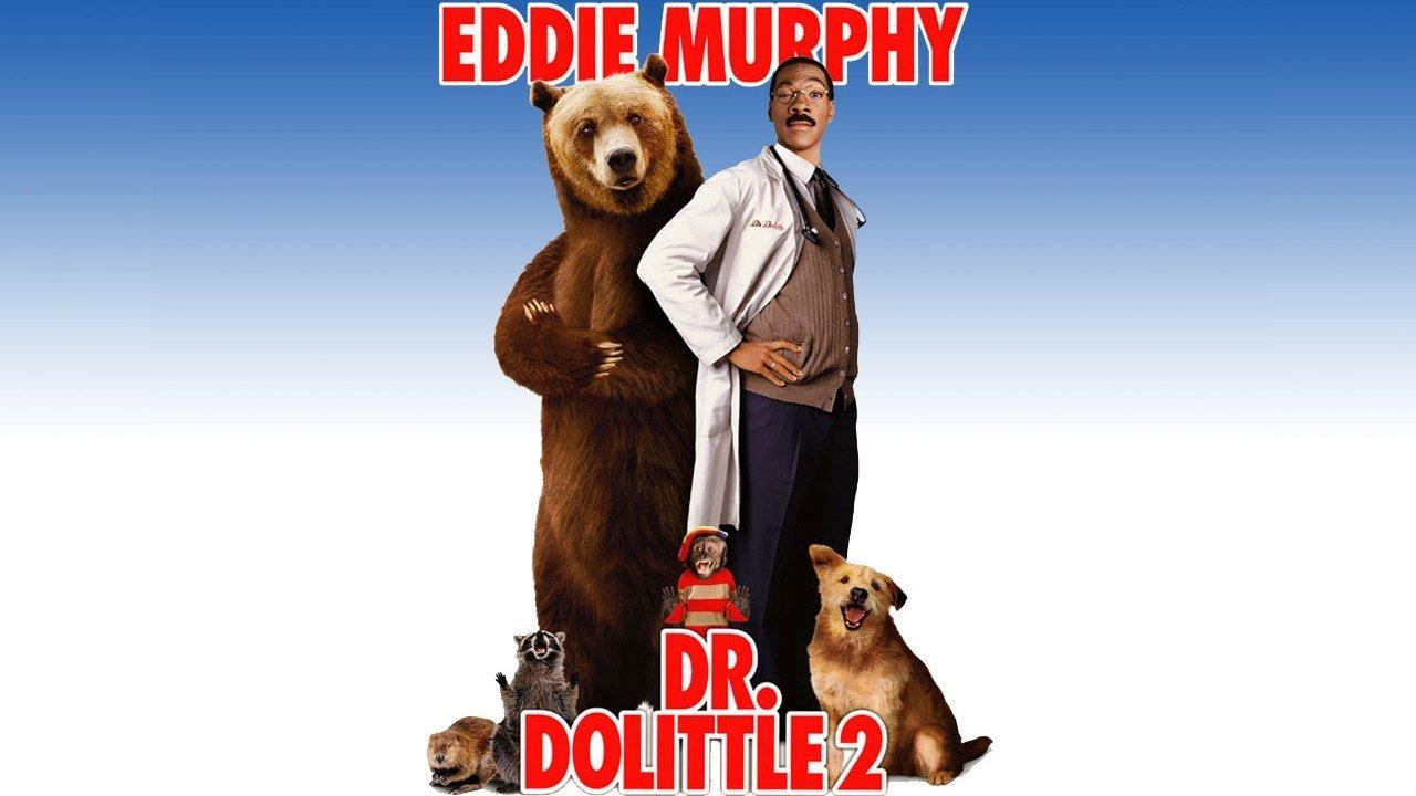 كوميديا مع «إيدي ميرفي» في «Dr.Dolittle» الليلة
