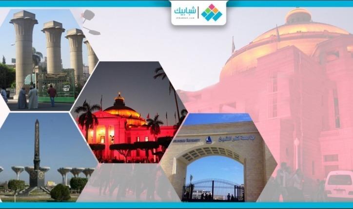 أبرز فعاليات وأنشطة الجامعات المصرية في العام الدراسي الجديد