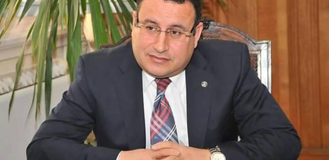 نائب رئيس جامعة الإسكندرية يتولى منصب المحافظ