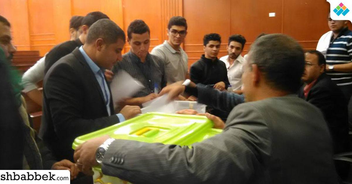 أسماء الفائزين في انتخابات اتحاد طلاب «طب حلوان»