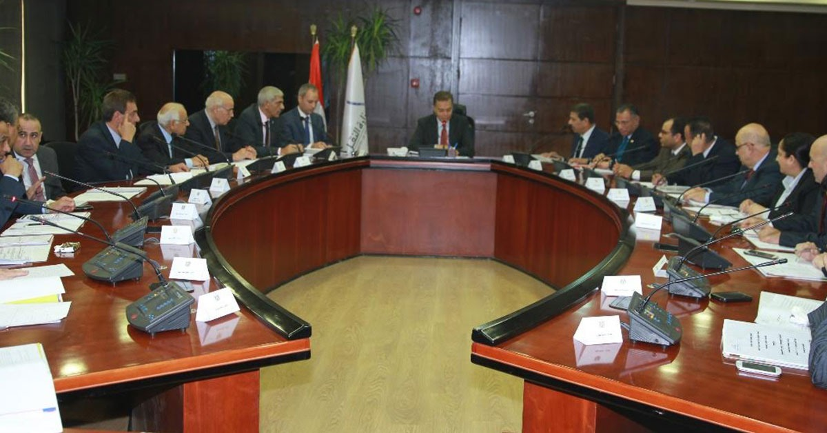 وزير النقل يرأس أعمال جمعية إدارة عربات النوم والخدمات الفندقية (صور)