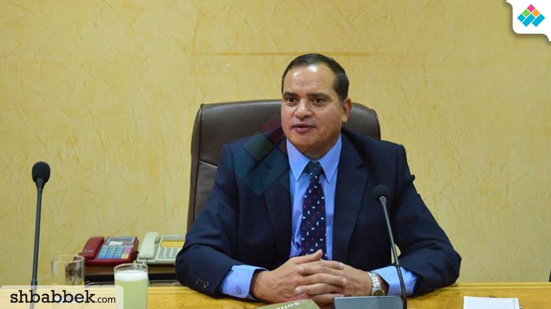 تعيين الدكتور أحمد عزيز رئيسا لجامعة سوهاج