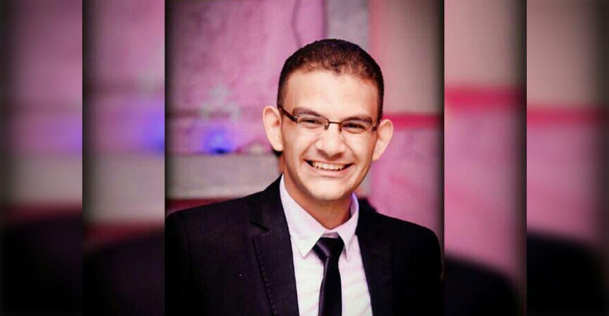 خالد علي رئيسا لاتحاد طلاب جامعة بنها