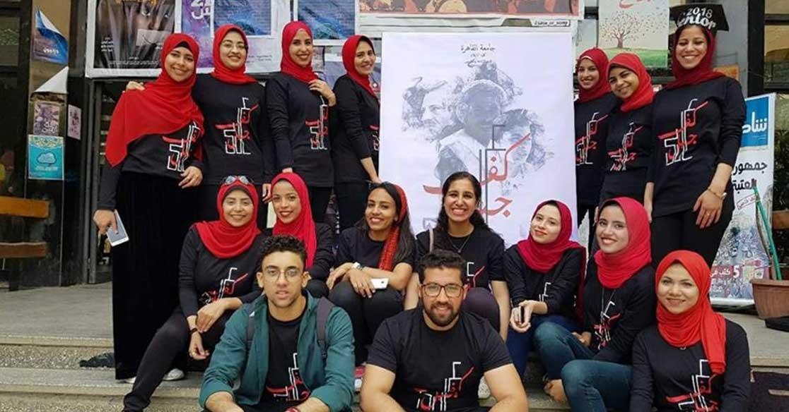 «على كف جبل».. مشروع تخرج إعلام القاهرة يحكي معاناة «عمال المحاجر»