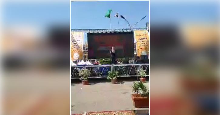 فعاليات استقبال طلاب جامعة عين شمس