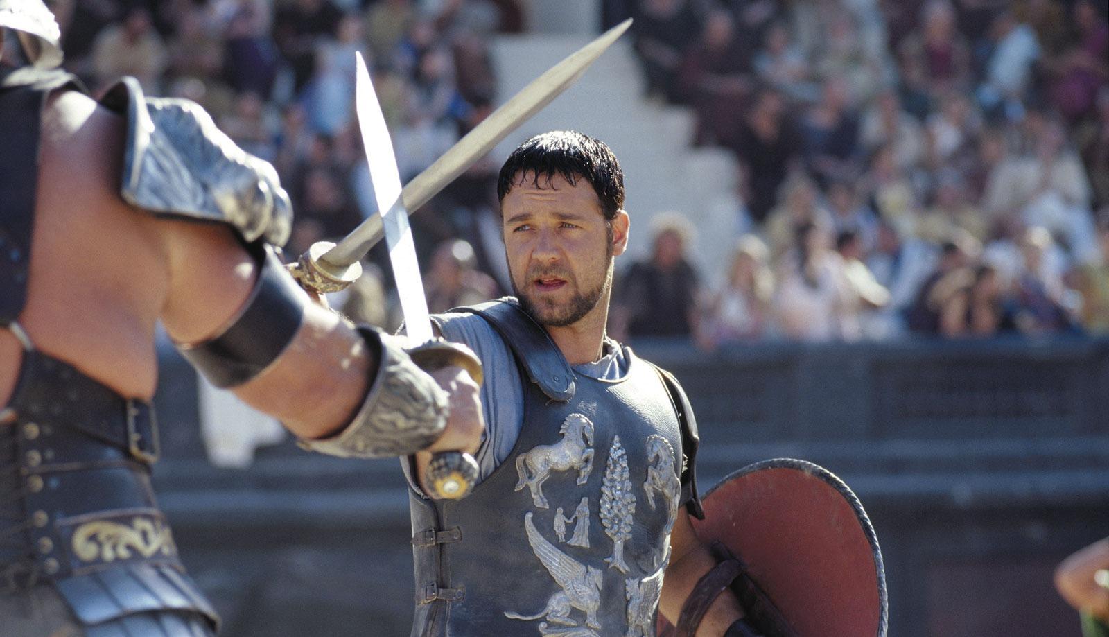 أفلام السهرة.. من حروب الرومان إلى «هاكرز» العصر الحديث