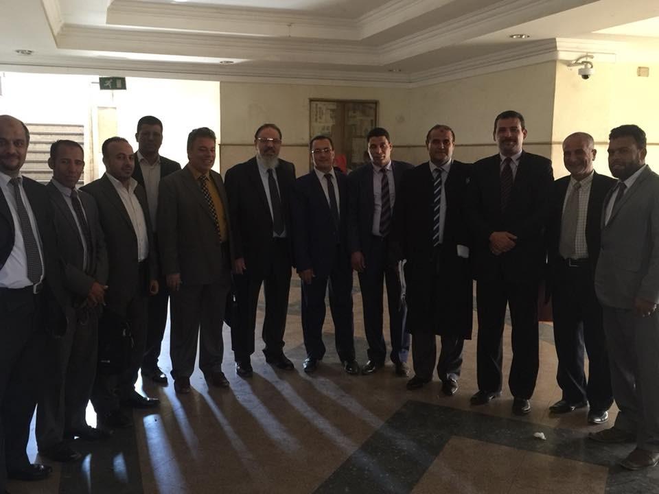 قرار جديد بشأن إحالة منتصر الزيات لمجلس تأديب المحامين