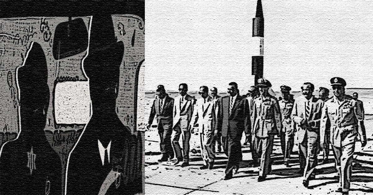 هانز.. عاِلم صواريخ ألماني ساعد مصر وفشل الموساد في اغتياله