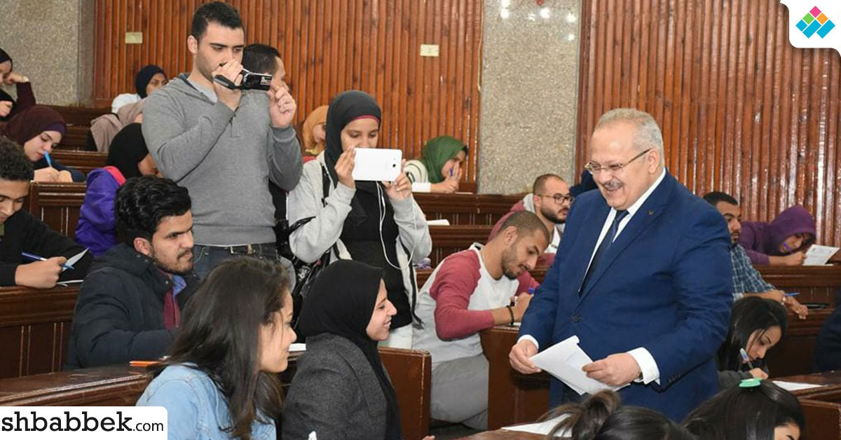 رئيس جامعة القاهرة يكشف موعد إعلان نتائج امتحانات الترم الأول