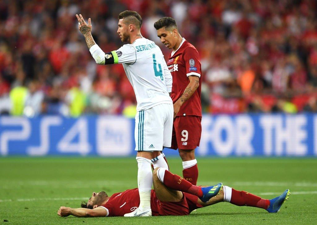 هل راموس يهودي؟.. صور تكشف علاقة لاعب ريال مدريد الذي أصاب محمد صلاح بإسرائيل