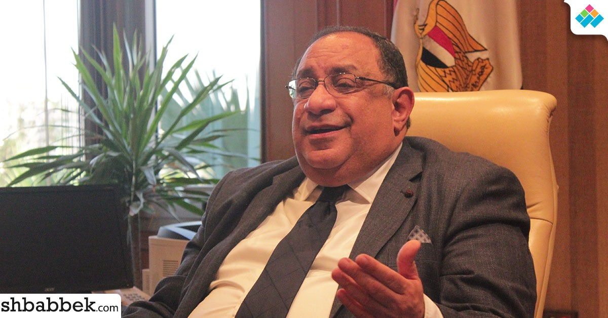 ماجد نجم يعين وكلاء جدد في 6 كليات بجامعة حلوان