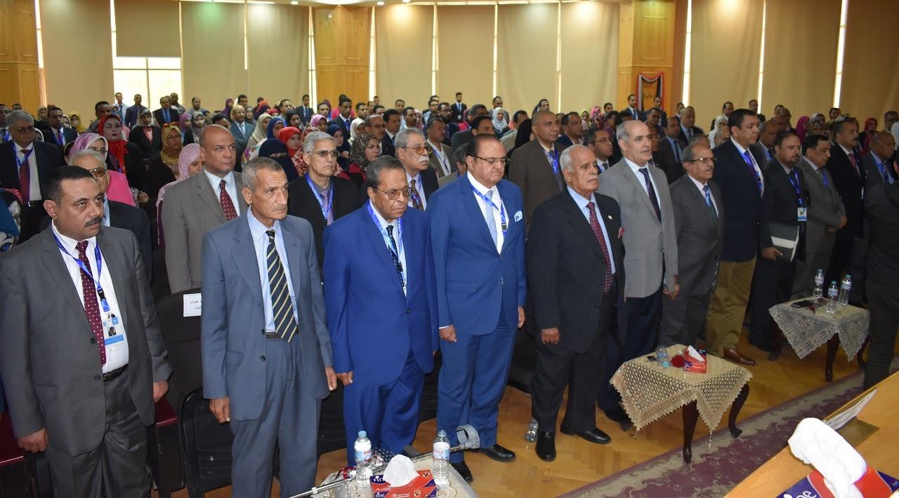 انطلاق مؤتمر «الخدمة الاجتماعية وقضايا المرأة العربية» بجامعة الفيوم