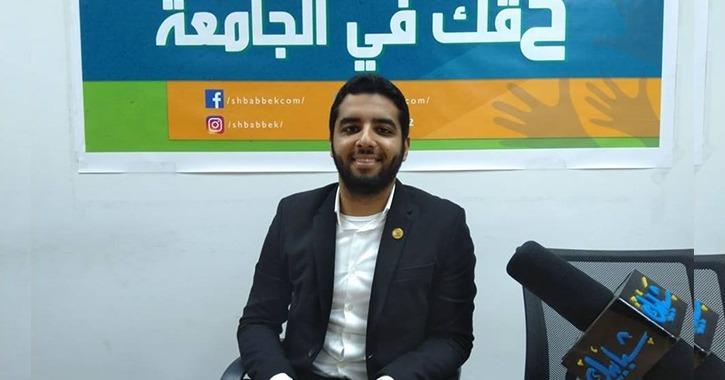 رئيس اتحاد طلاب السويس: ليس لنا مساهمة في الاستفتاء على التعديلات الدستورية