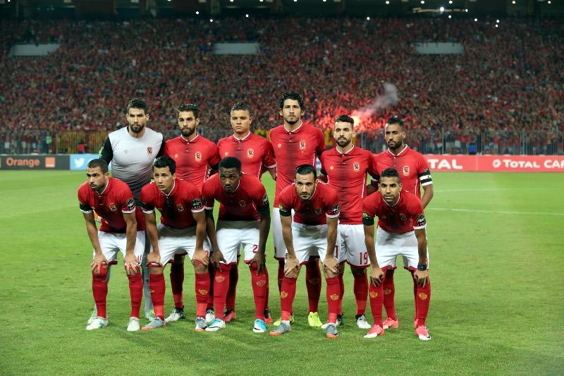نتيجة مباراة الأهلي والنجم الساحلي الآن.. معلول وأزارو يتقدمان للأحمر