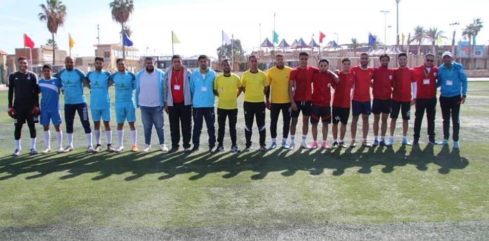 نتائج فعاليات أسبوع شباب الجامعات الثاني عشر بكفر الشيخ