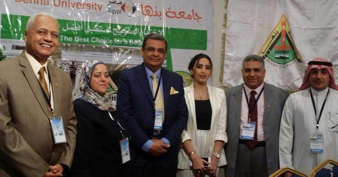 جامعة بنها تشارك بملتقى التعليم في الكويت