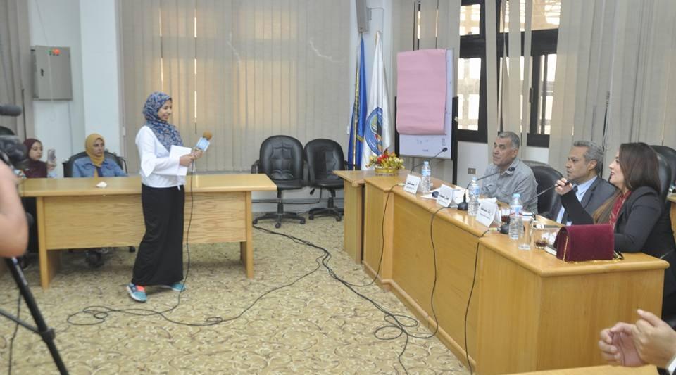 انطلاق فعاليات مبادرة «جامعة خالية من الفساد» في جامعة قناة السويس