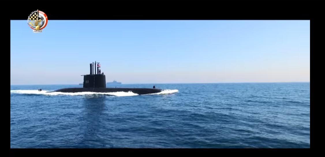 بالفيديو.. الجيش ينشر فيلم عن «عمالقة البحار» لسلاح البحرية