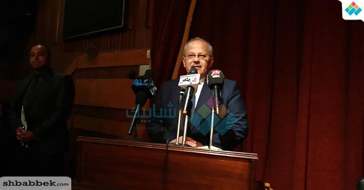 توجيهات رئيس جامعة القاهرة لطلاب اتحادات الكليات