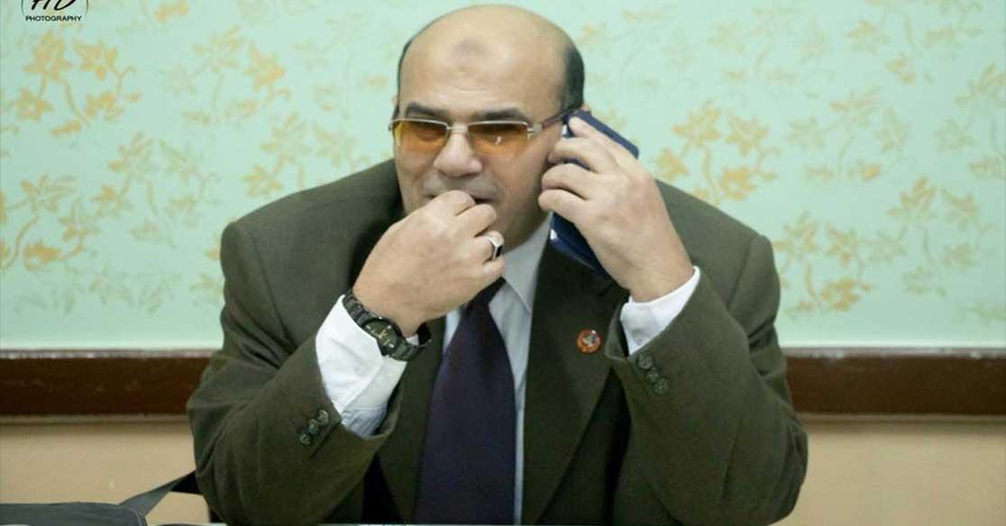 الدكتور غانم السعيد عميدا لكلية الإعلام جامعة الأزهر
