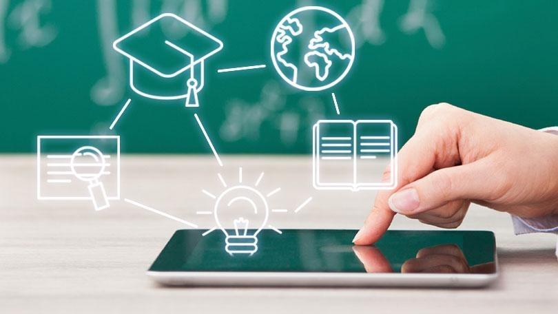 نظام LMS بنك المعرفة المصري لمعرفة نتيجة الصف الأول الثانوي