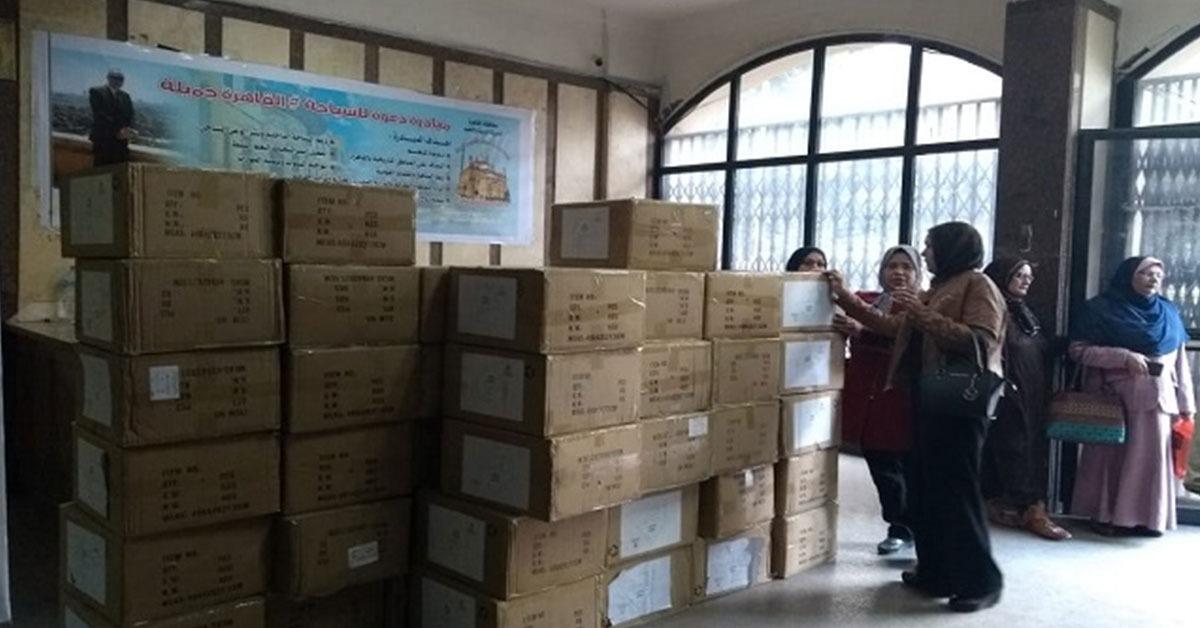 توزيع «التابلت» على طلاب الصف الأول الثانوي في 20 محافظة