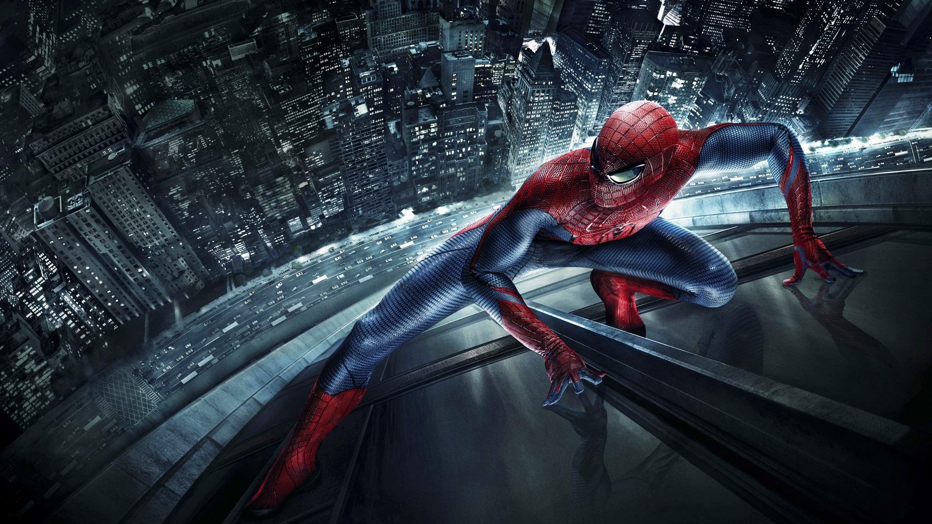 فيلم السهرة.. الرجل العنكبوت يعود في The Amazing Spider-Man