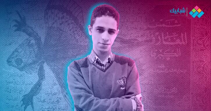http://shbabbek.com/upload/أحمد شديد.. شاب صوفي يرسم مخطوطات على طريقة «شمس المعارف»