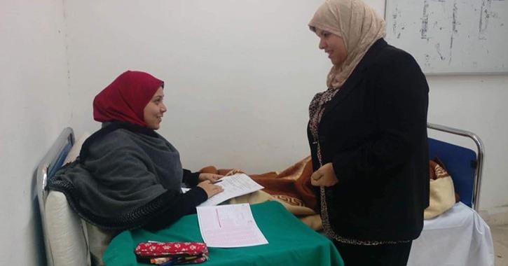 لجنة خاصة لطالبة في جامعة «القناة» أجرت عملية ولادة قيصرية ليلة الامتحان