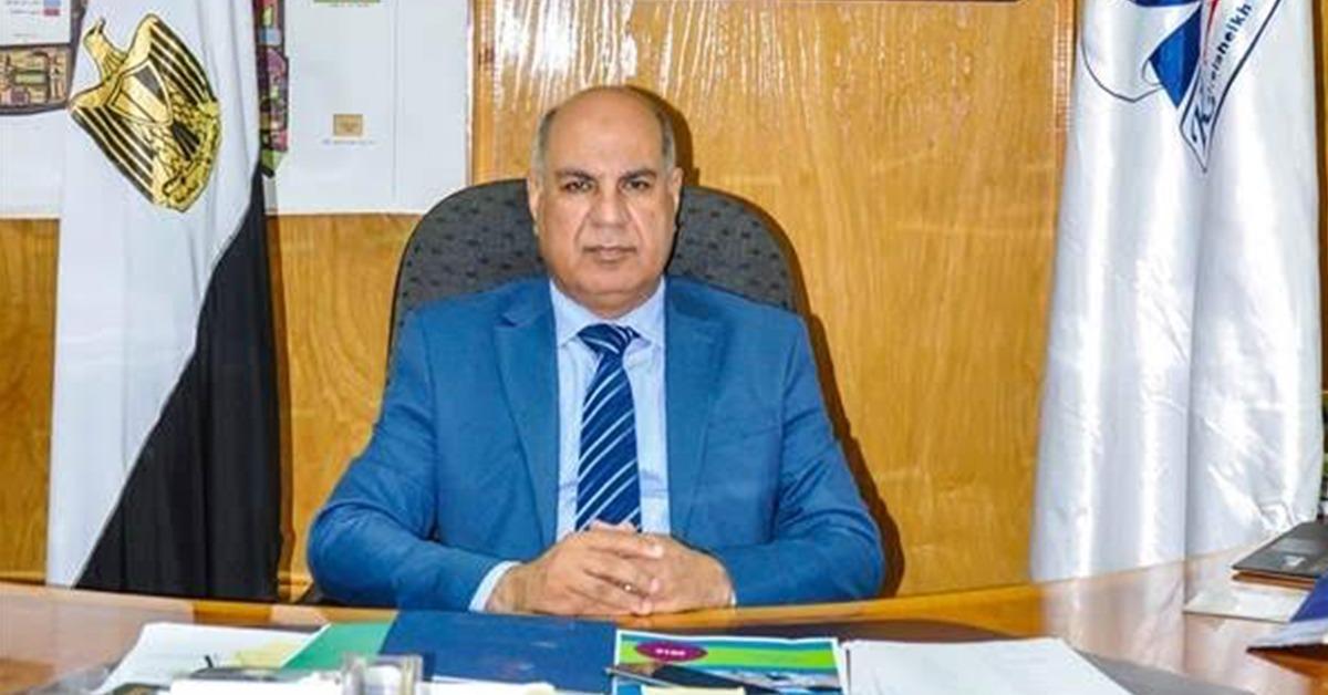 معلومات عن رئيس جامعة جامعة كفر الشيخ الدكتور ماجد القمري