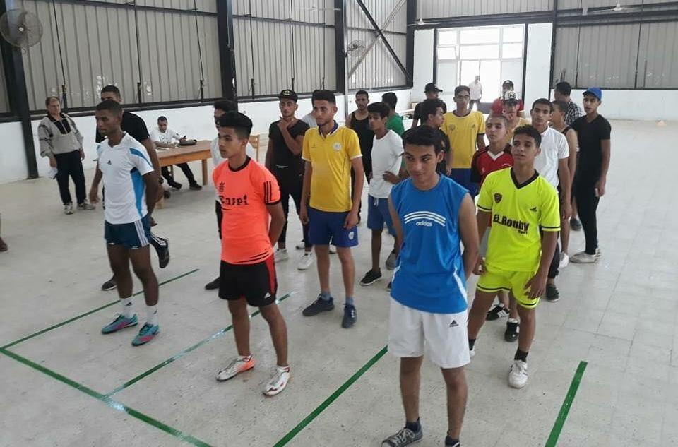 استحداث اختبار جديد في اختبارات القدرات بكلية التربية الرياضية جامعة قناة السويس