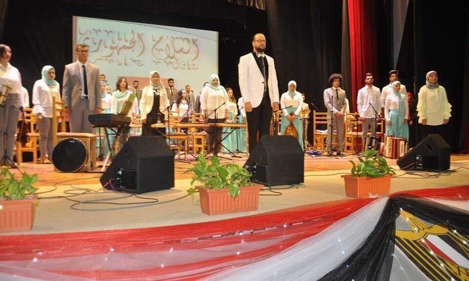 جامعة قناة السويس تحصد عددا من الجوائز في مهرجان «إبداع 6»