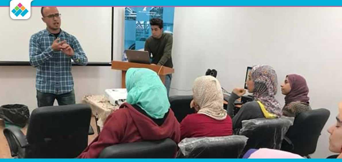 فريق «فوكس» ينظم ورشة تدريبية بمجال العلاقات العامة في جامعة طنطا