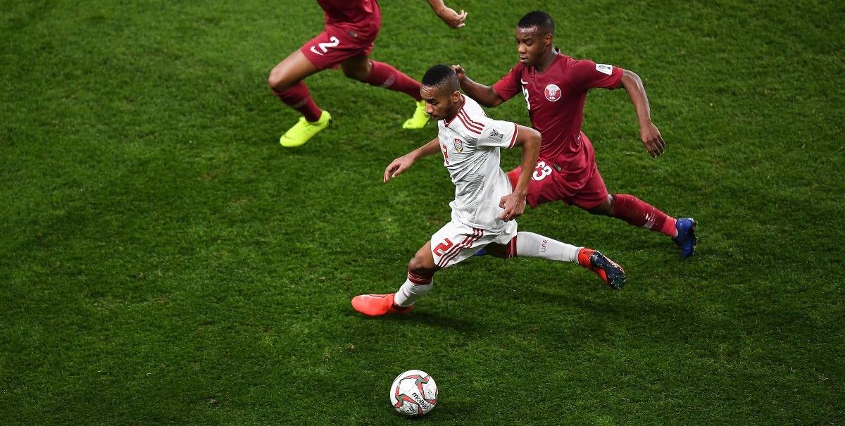 قطر والإمارات.. ملخص مباراة كرة القدم التي ستعمق الانقسام بين البلدين (فيديو)
