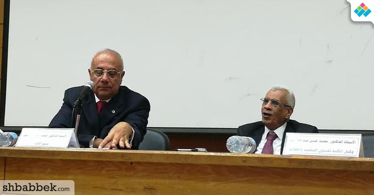 نقيب التجاريين من جامعة القاهرة: لدينا مليون عضو بالنقابة