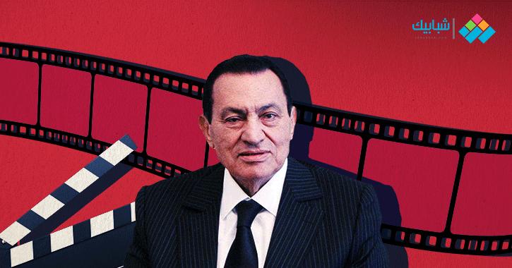 3 أفلام مثل فيها حسني مبارك قبل حكم مصر.. كيف ظهر الرئيس الأسبق؟
