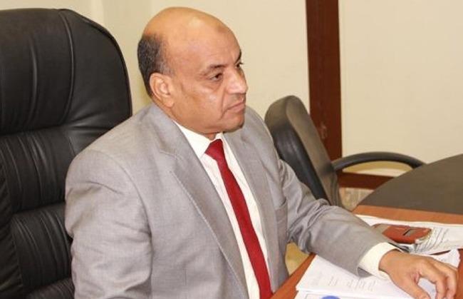 الدكتور عاطف أبو الوفا قائما بأعمال رئيس جامعة الوادي الجديد