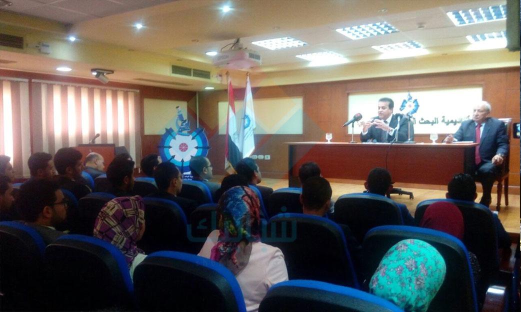 إنشاء «جروب» تواصل بين وزير التعليم العالي ورؤساء اتحاد طلاب الجامعات